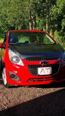 2013 Chevy Spark LS (5-Speed Manual)