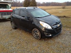 2013 Black Granite 2LT Manual Trans