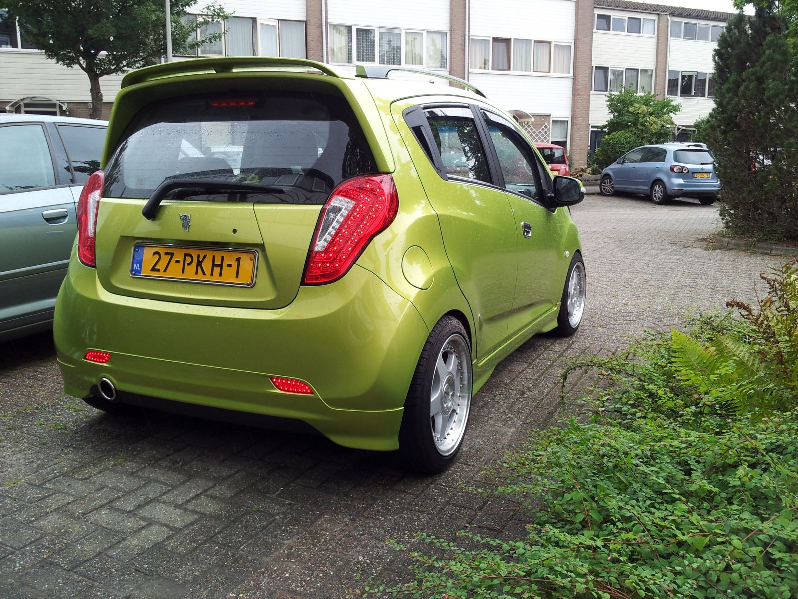 Chevy Spark Spoiler Free Download Chevrolet Spoilers Side Skirts And Rear Bumper 13 14 09 2013