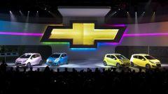 Chevrolet Spark U.S. Introduction