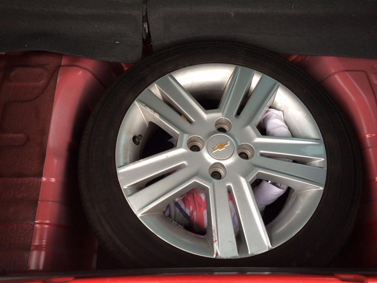 How To Read Tire Size >> Full-Size Wheel & Tire Fit in My 2013 Spark - Wheels ...