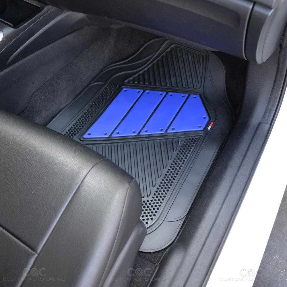 New car mats I bought to match!