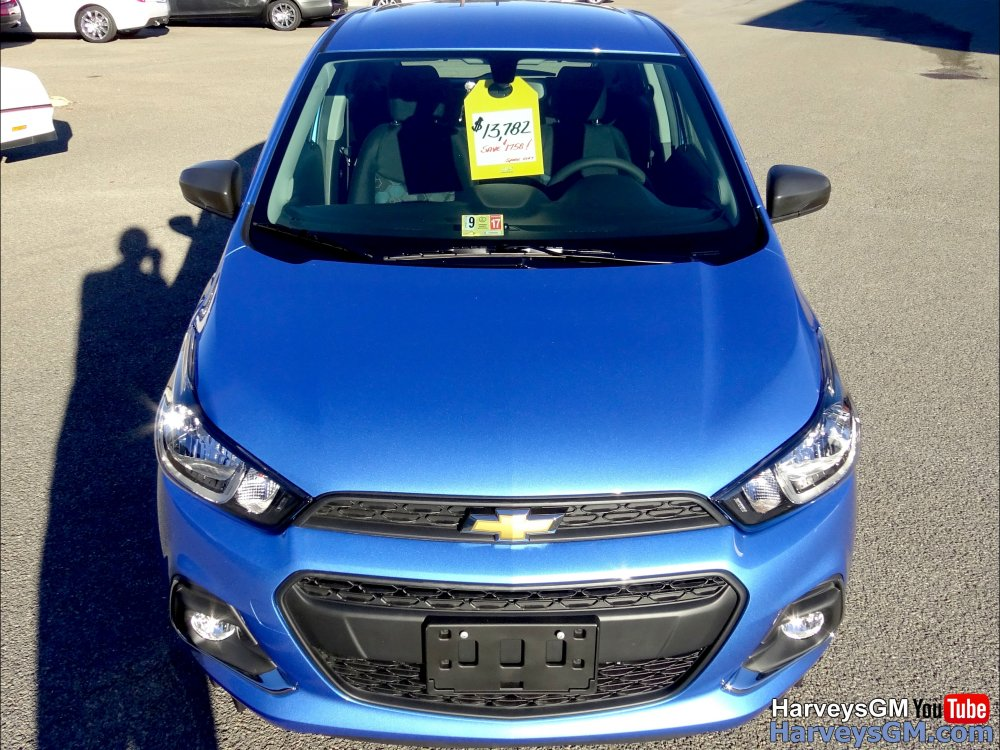 2017 Chevy Spark Hatch LS (Automatic) - Splash - Front Fog Lamp Kit, All Weather Front and Rear Floor Mats (Chevrolet) (Harvey's GM Radford, Virginia)_000006.jpeg